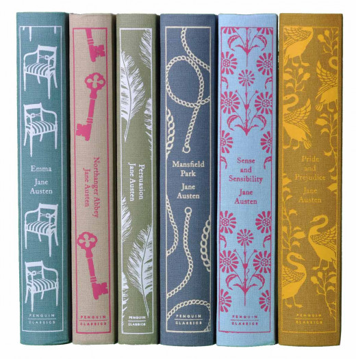 Is it time for you to read all the works by Jane Austen?  Or would you prefer Mark Twain or C.S. Lewis?