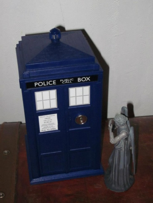 TARDIS Money Box