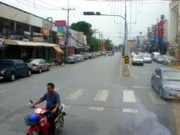 Ayutthaya - street view