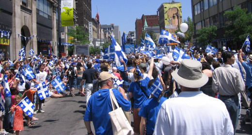 Fete nationale du Quebec