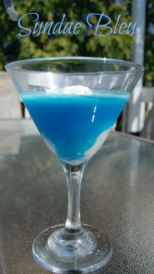 Sundae Bleu