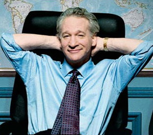 So Why Bill Maher You Ask?