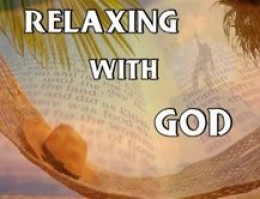 Relax With The Spirit... Relax With God