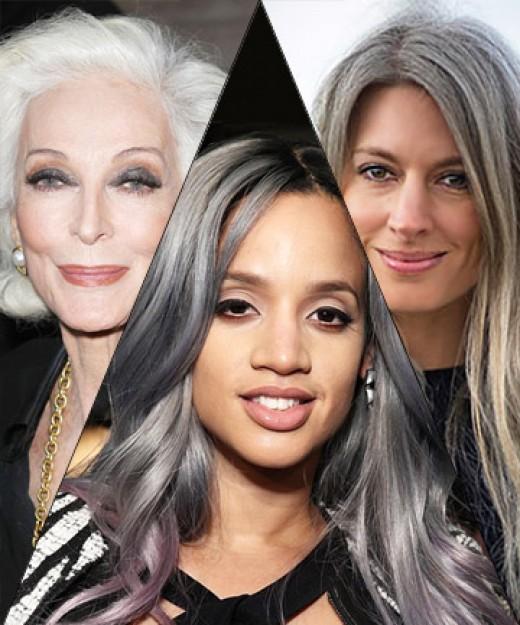 Grey Hair Dye - Ready to Go Grey? | Bellatory