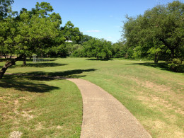 Trails to Sullivan Park Onion Creek Austin TX