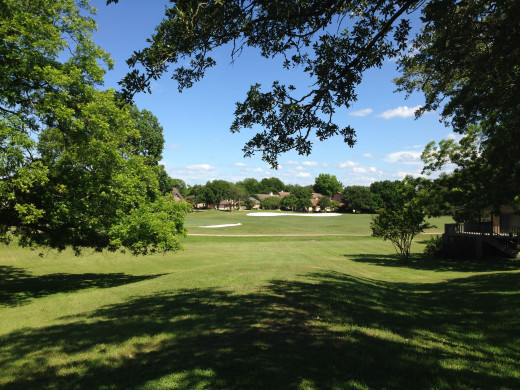 Onion Creek Golf Course Austin TX