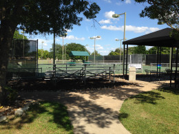 Onion Creek Tennis Courts Austin TX