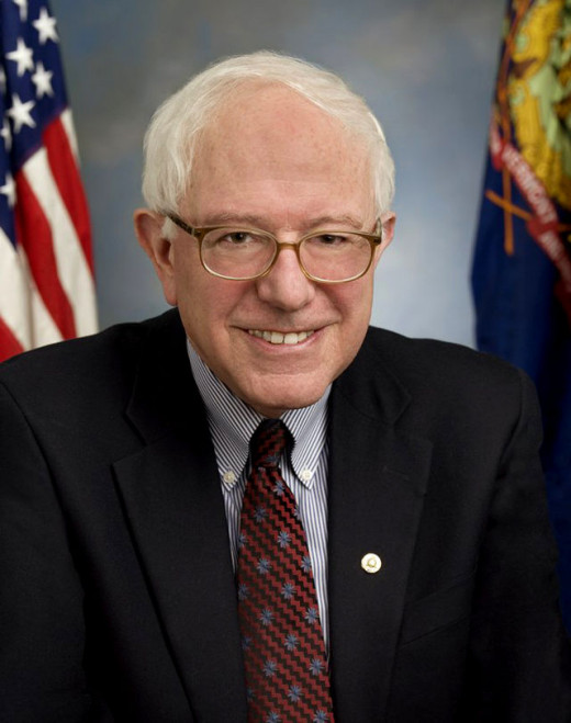 U.S. Senator Bernie Sanders (I-VT) is the second major candidate to announce a campaign to seek the Democratic nomination for the 2016 presidential election.