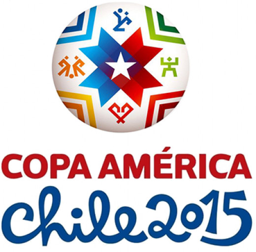 Copa America 2015 will be held in Chile from 11 June to 4 July 2015