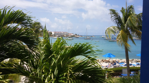Ocean Bay View of Sint Maarten