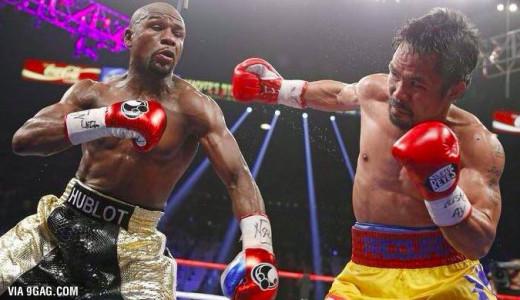 Manny's comin'! He comin'! Run! RUUUUUUN!!!