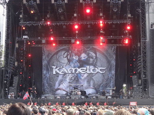 Kamelot au Wacken Open Air 2012 by  Don-vip