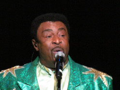 """The Temptations Review, featuring Dennis Edwards, continue to perform these """"greatest hits."""""""