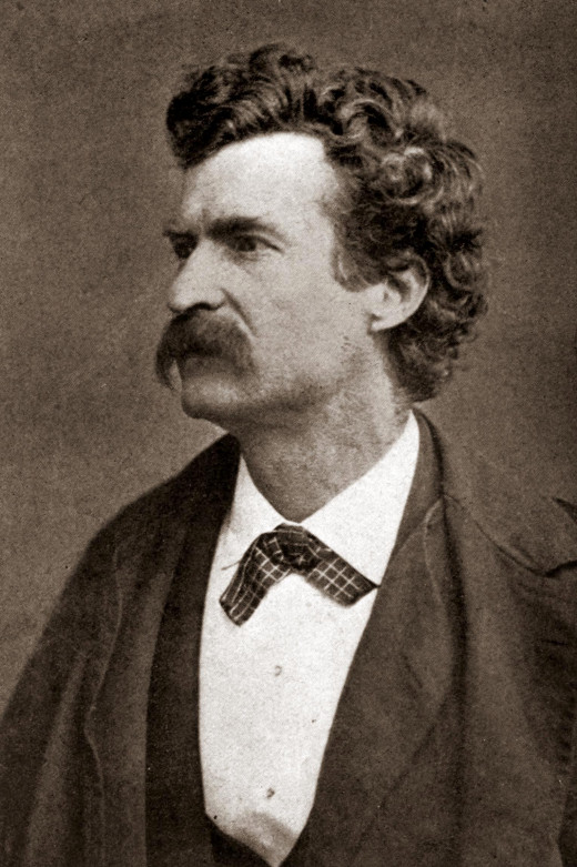Mark Twain, wanting to dramatize the cruel violence and superstition of the American hinterlands, modeled the Grangerford and Shepherdson families in Huckleberry Finn after the Hatfields and McCoys.