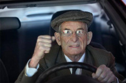Even senior citizens can be lured into the dangerous world of road rage.