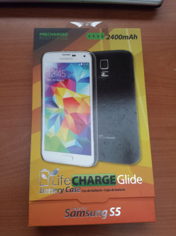 Samsung Galaxy S5 Glide Battery Case Review
