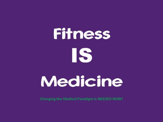Fitness IS Medicine