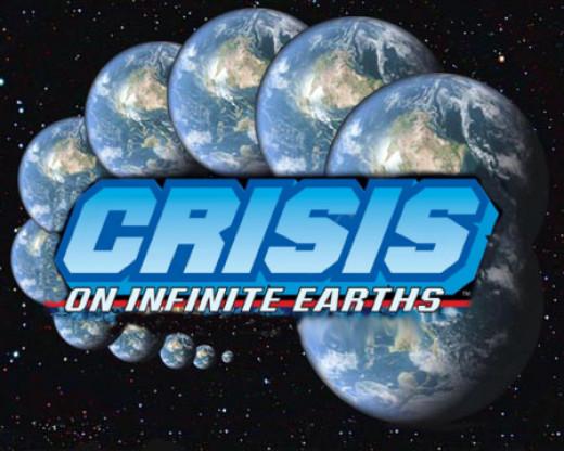 Infinite Crisis graphic