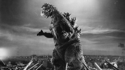 The original 1954 Godzilla