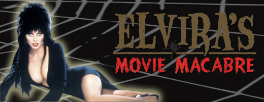 Elvira's late night b-movie spectacular