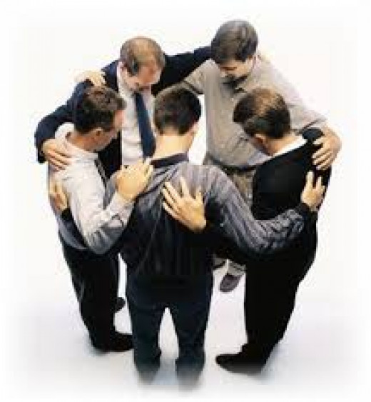 Men Ought Always To Pray Without Ceasing.