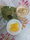Mango Thandai - An Indian Coolant Drink Recipe