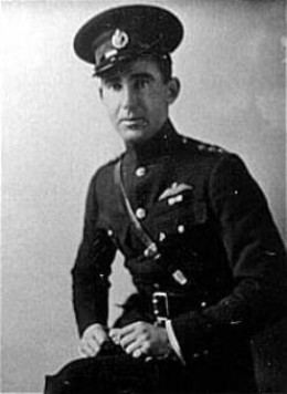 Frederick Libby is one of several Colorado connections to the Lafayette Escadrille