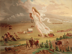 Manifest Destiny in Picture Form