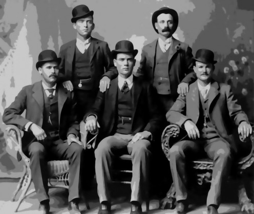 Butch Cassidy And The Wild Bunch.