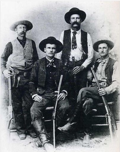 The James Gang.