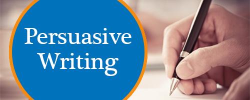 Persuasive or Argumentative Essay Writing