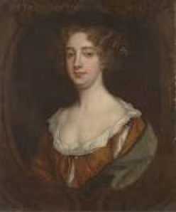 Aphra Behn, the first professional female author, 'anticipated feminism'.