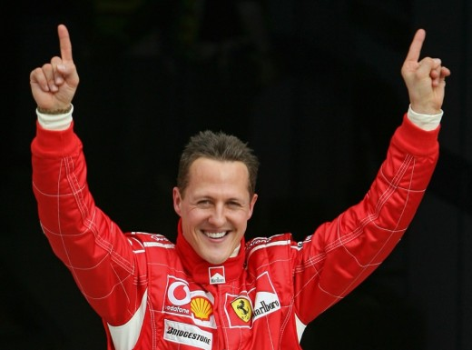 7-time F1 World Champion