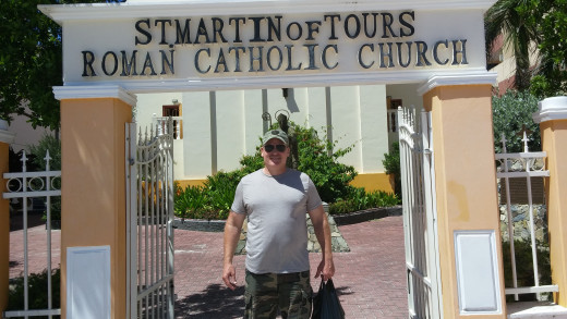 Sint Maarten of Tours Roman Catholic Church