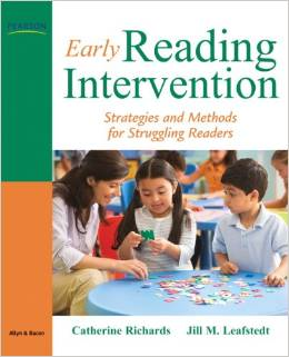 This text is designed to help teachers understand and implement evidence based practice in early reading intervention.  This new resource effectively explains what to teach and how to teach struggling readers in the classroom.