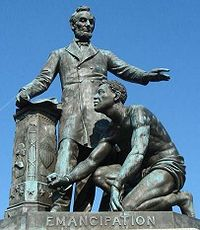 The Emancipation Memorial