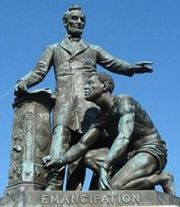 The Emancipation Memorial
