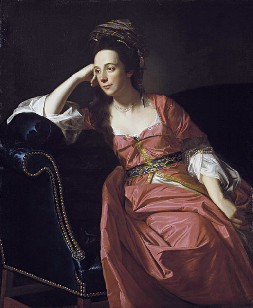 Margaret Kemble Gage, by John Singleton Copley (1738–1815)