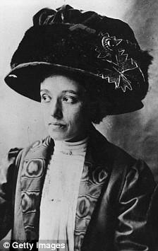 Crippen's lover, Ethel Le Neve