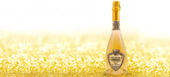Golden Grape: The Wine With Real Gold