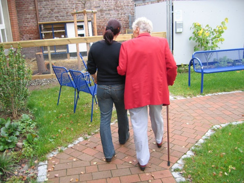 Walking with Support