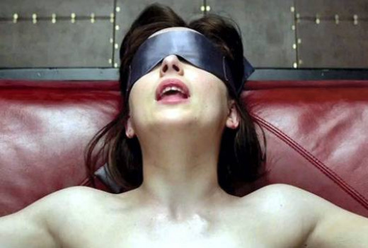 50 Shades of grey is a movie and book based on a woman who is coerced into being a submissive sex slave