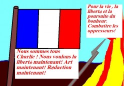 HEY! Religious Bully Boys! Let the French be French!