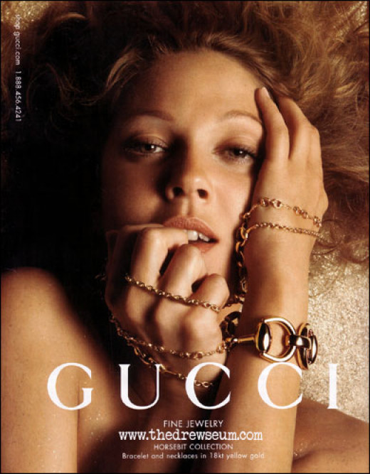 Gucci sexualises and glamorizes violence towards women