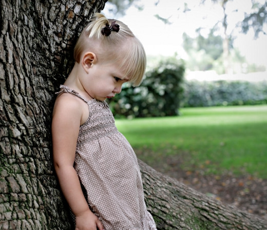 "Introverted children have odds stacked against them from childhood. They're considered uncommunicative.They're even deemed slow.  They're even called shy. To others, they simply aren't ""like normal children""."