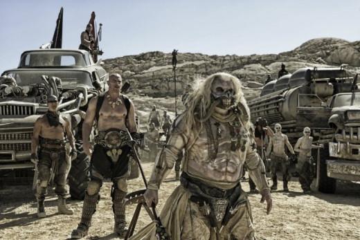 Hugh Keys-Byrne in Mad Max: Fury Road
