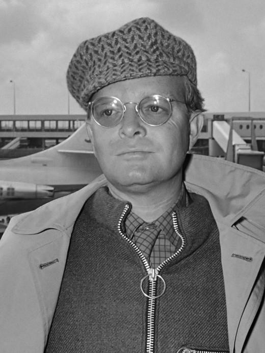 Truman Capote, 1968