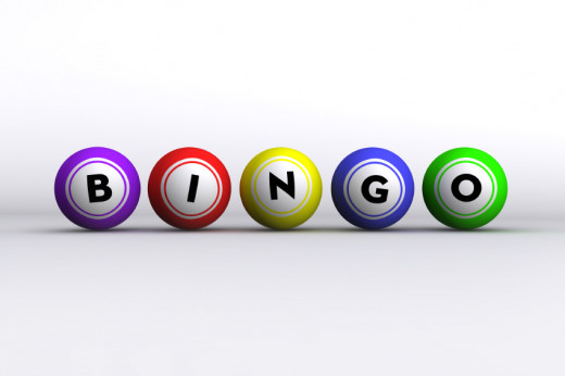 ESL Speaking Bingo