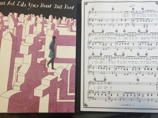 Instead of recording and releasing an album on CD, Beck released this 2012 collection, printed as sheet music by McSweeney's, with the expectation that the audience would interpret the music as they choose; some of these have been posted to YouTube.