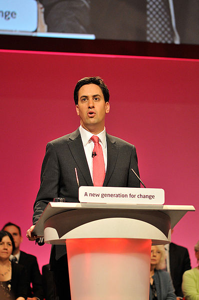 Ed Miliband resigned as Labour leader after the 2015 General Election